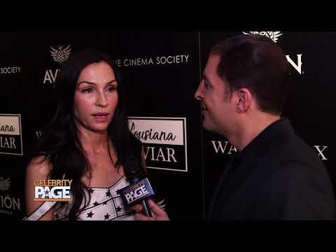 Famke Janssen on Women Leading Action Movies