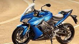 Suzuki GSX-S 1000F Test