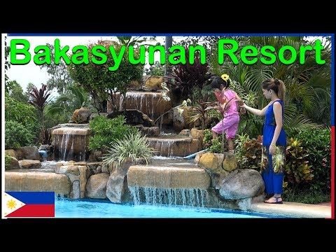 BBQ and Swimming at Resort - part 2 of 2 - Bakasyunan