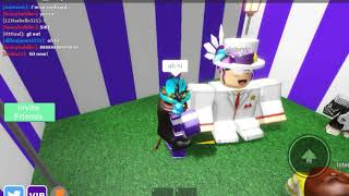 Finally meeting Roblox muff (*very exciting*)