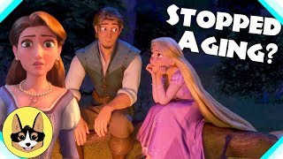 Why Rapunzel Appears in Frozen | Tangled Disney Theory