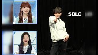 10 girl group dances, covered by Song Hyeongjun 프로듀스 X 101 송형준