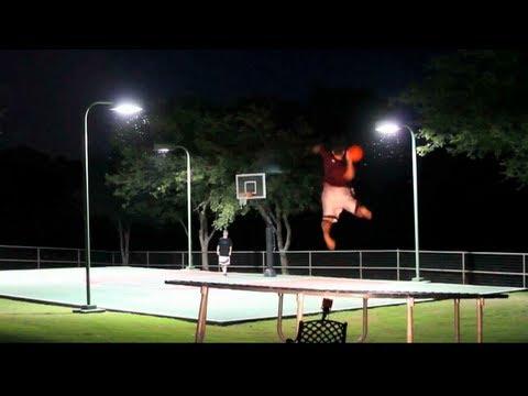 פריסבי נגד כדורסל
