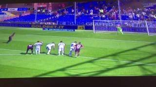 Video Gol Pertandingan Genoa vs Chievo Verona