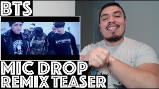 BTS MIC Drop (Steve Aoki Remix) MV TEASER Reaction MP3