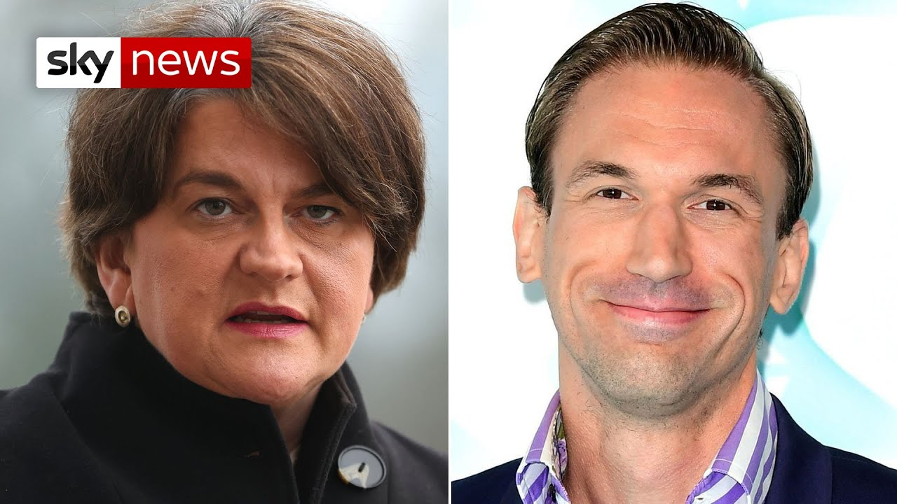 Download Dr Christian Jessen to pay £125k damages to Arlene Foster