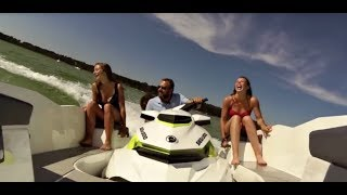 Jet Ski + Boat = WAVE BOAT by Sealver - Summer 2017 - The boat propelled by a Jet-Ski