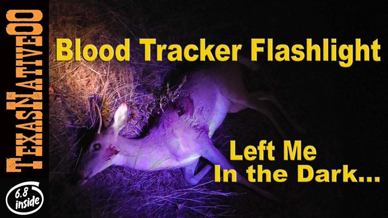 Blood tracker led light for hunting does it work review youtube - Tacker fur polstermobel ...