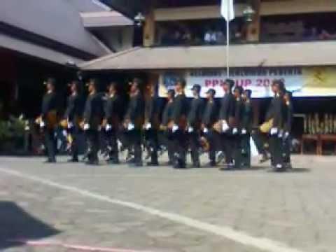Paskibra SMKN 5 Surakarta