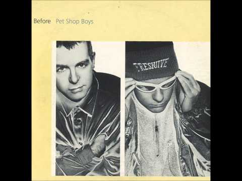 Before (EXTENDED BY JACKSONGZMJB) PET SHOP BOYS mp3