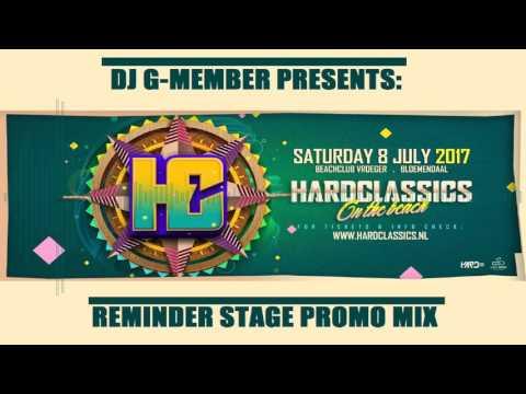 Hardclassics on the beach Reminder promo mix 2007-2011 hardstyle