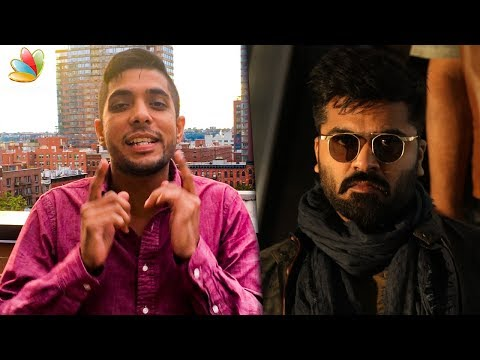 Simbu is a LEGEND in Tamil Cinema : Hayati Rapper Shiv Interview | Chekka Chivantha Vaanam
