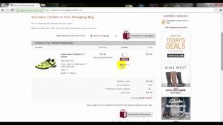 видео Как покупать на 6pm. Инструкция