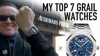 Visiting Audemars Piguet NYC Wearing A Casio - My Top 7 Bucketlist Grails + Watch Giveaway