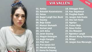 VIA VALLEN - Full Album Terbaru 2019 | Kumpulan Best MP3 Terbaru & Terpopuler 2019
