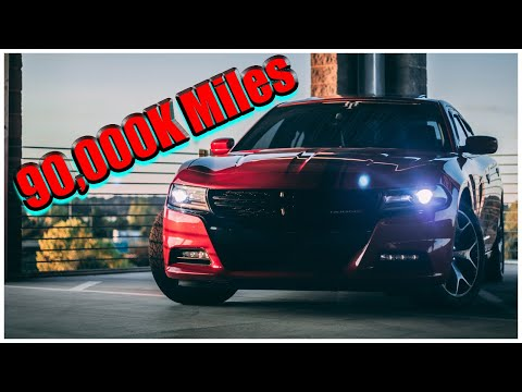 90,000 Mile UPDATE/REVIEW on Dodge Charger RALLYE... I WILL NEVER BUY a Dodge V6 AGAIN!!!