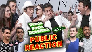 Public Reaction On Yamla Pagla Deewana Phir Se Trailer Launch | Honest Reaction | Salman, Dharmendra
