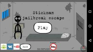 Stickman  jail  escape
