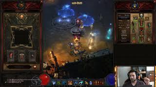 Diablo 3   WD Mundunugu's Regalia Spirit Barrage