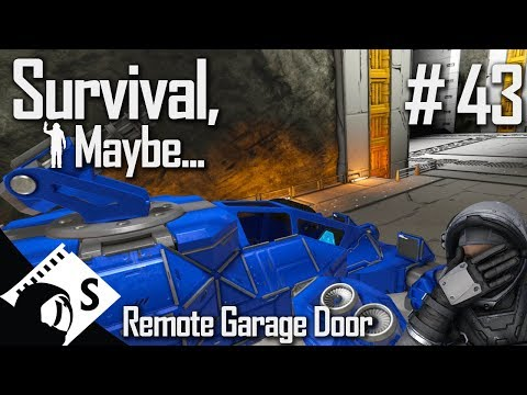 Survival, Maybe... #43 Remote Garage Door Access (Survival with tips & tricks thrown in)