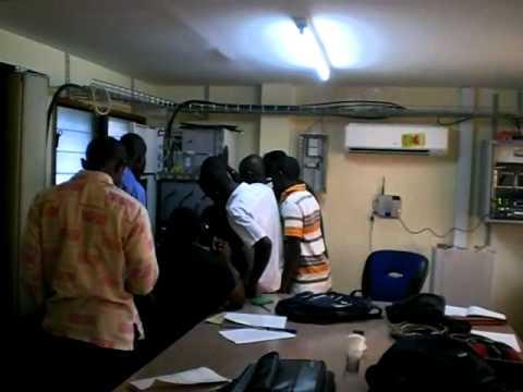 Admincity telecom Training