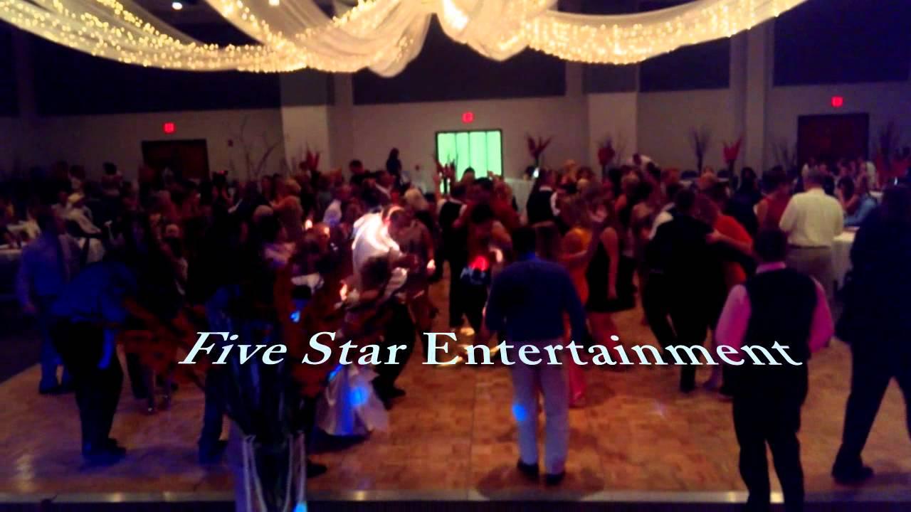 Five Star Entertainment Corpus Christi Tx Wedding Dj Youtube