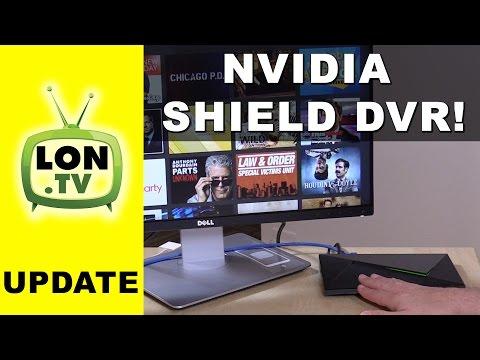 Nvidia Shield TV as a HDHomerun DVR! Raspberry Pi as a Kodi Playback Device!