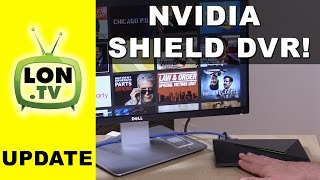 Nvidia Shield TV as a HDHomerun DVR! Raspberry Pi as a Kodi Playback Device!