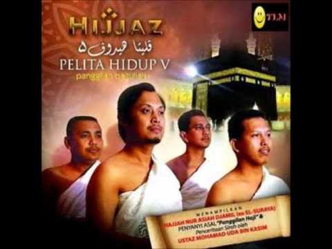 Hijjaz & Hjh Nur Asiah Djamil (El-Suraya) = Panggilan Haji