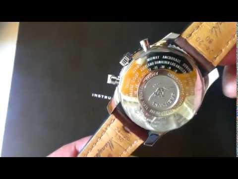 Breitling Navitimer World Youtube
