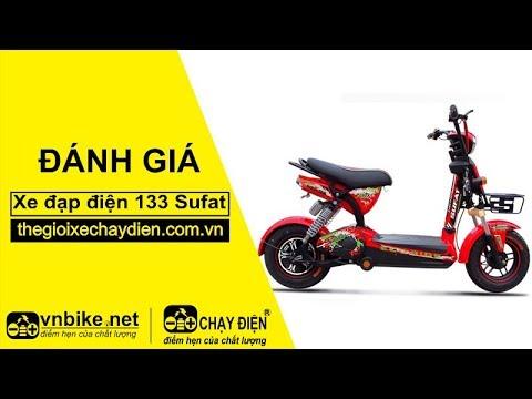 Đánh giá xe đạp điện 133 Sufat