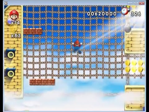 new super mario forever download