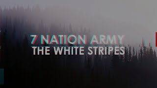 7 nation army the white stripes   accordion cover