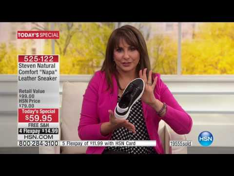 HSN | Steven by Steve Madden Footwear 03.20.2017 - 11 AM