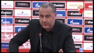 Miodrag Božović i Vukašin Jovanović o OFK Beogradu
