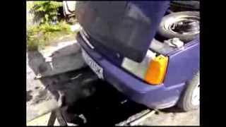 Регулировка рулевой рейки Славута -Таврия