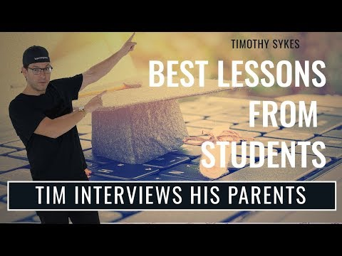 Tim Interviews His Parents: Best Lessons From Students