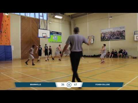 Itchen College vs Bournville College - EABL Elite Eight - Highlights