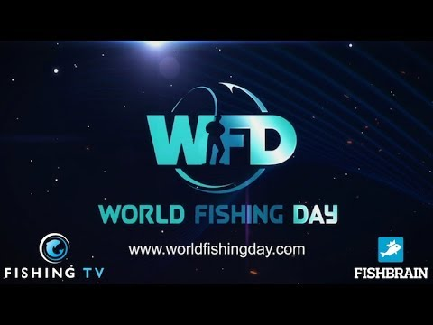 TOP ANGLERS CELEBRATE WORLD FISHING DAY
