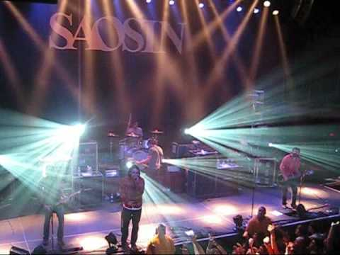 SAOSIN - You're Not Alone [HQ] LIVE in Baltimore, MD