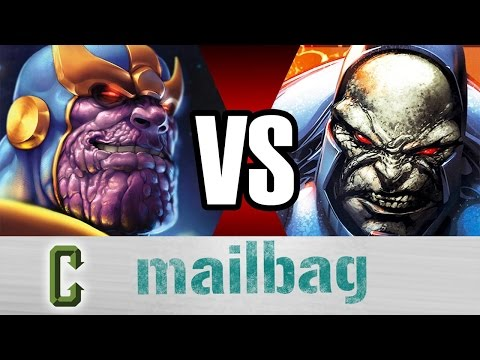 Collider Mail Bag - Should DC Worry About Looking Like Marvel?