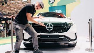 Erster Eindruck vom Mercedes EQC auf der gamescom | dieserdad