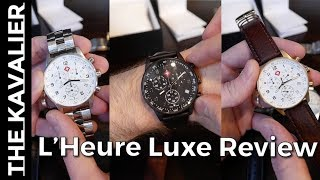 L'Heure Luxe Review | Affordable Swiss Watches | 1 Year on the Wrist