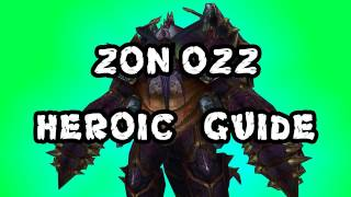 One of FatbossTV's most viewed videos: Warlord Zon'ozz 10 Man Heroic Dragon Soul Guide - FATBOSS