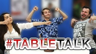 Bizarre Food and Space Travel on #TableTalk!