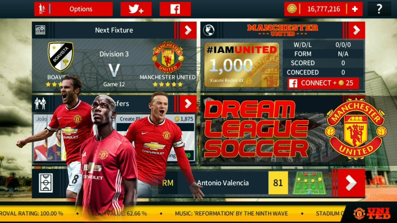 717f4158718 Cara Install DLS and Review Mod Manchester United - YouTube