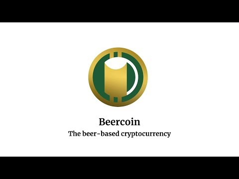Beercoin – The Beer-based Cryptocurrency