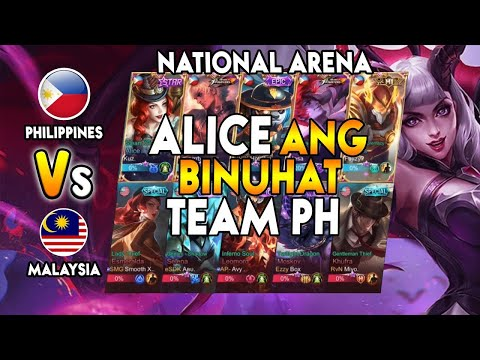 alice-ng-team-ph-binuhat-ang-team-ph-laban-sa-halimaw-na-esme-ng-team-malaysia---national-arena