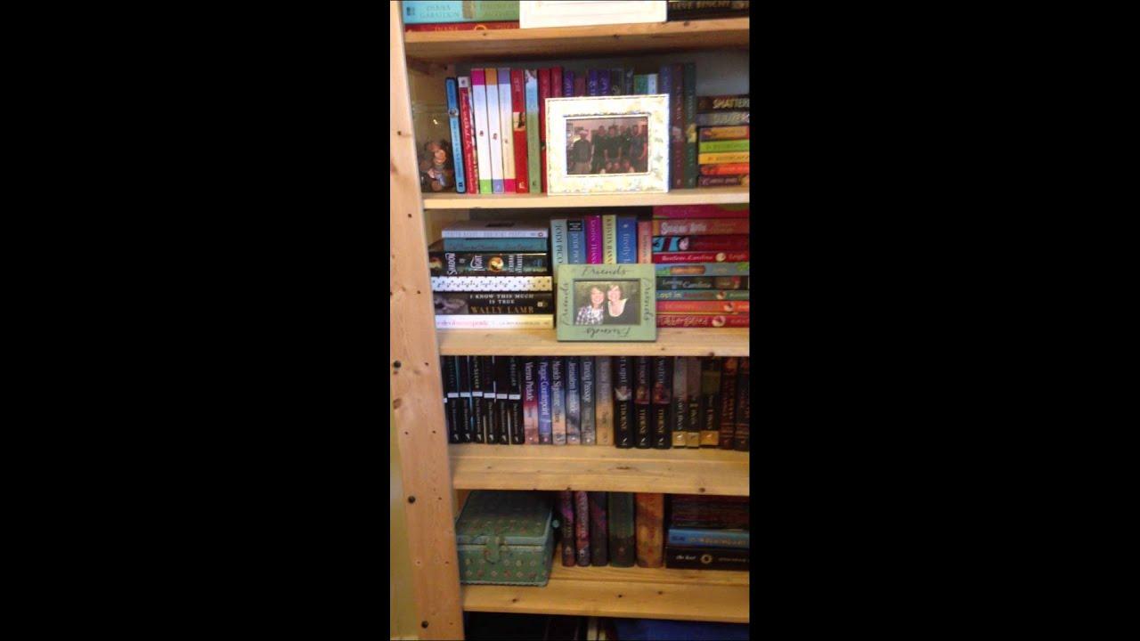 Confessions Of A Book Nerd Bookshelf Tour