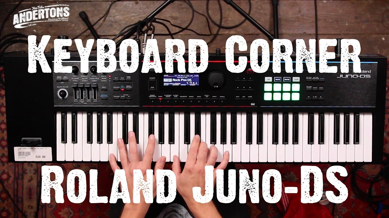 Keyboards and Gear - Video Reviews | Keyboard Forums